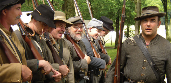 Pennypacker Mills Civil War
