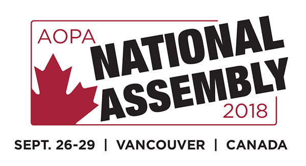 Vancouver Welcomes the American Orthotic & Prosthetic Association Logo