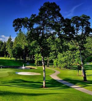 Golf Course Path