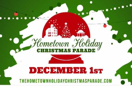 The Hometown Holiday Christmas Parade