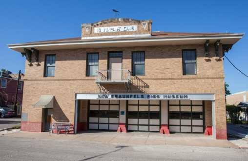 New Braunfels Fire Department Museum