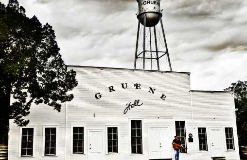 Gruene Hall, Texas' Oldest Dance Hall
