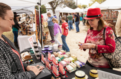Gruene Christmas Market Days