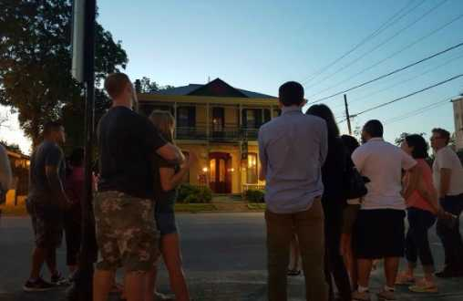 New Braunfels Ghost Tours