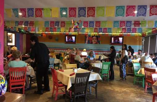 Las Fontanas Mexican Kitchen