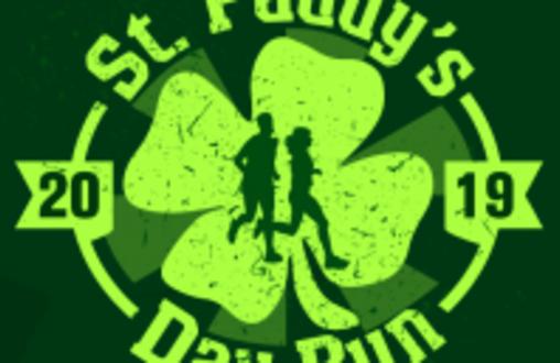 St. Paddy's Day 5k & 1k Leprechaun Kids Run