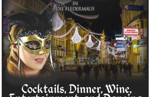 New Year's Eve Masquerade Ball-Die Fledermaus