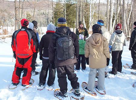Ranger Snowshoe Hike