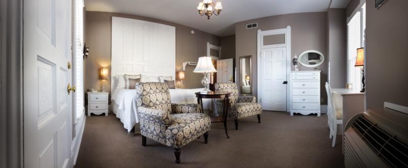 Grant Street Inn Room