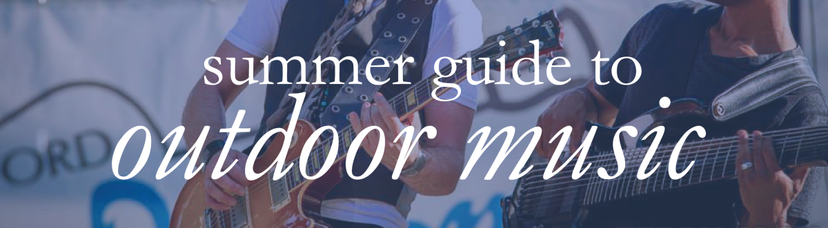Outdoor Music Guide