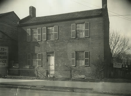 Robard Slave Jail Lexington