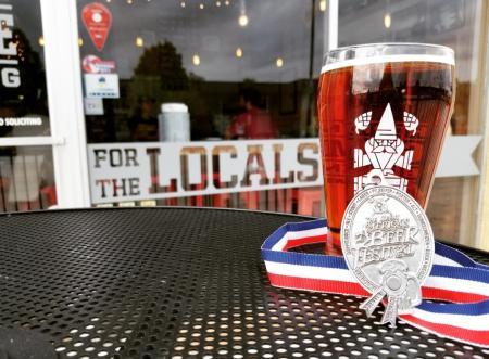 hopping gnome brewing company in wichita ks wins award
