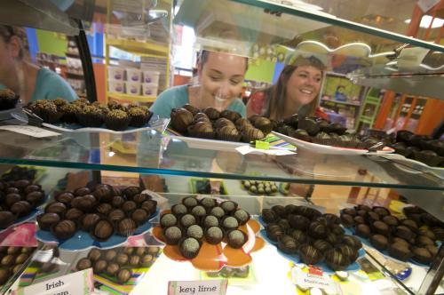 Yummy Looking Chocolates