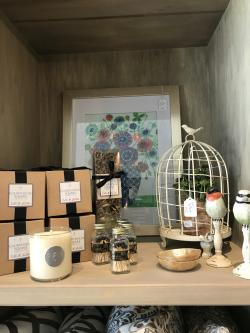 More than furniture... Sage Home offers a variety of gorgeous gifts and all your home decor details