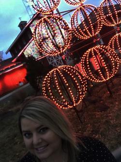 Deanna Rose Christmas Display Overland Park