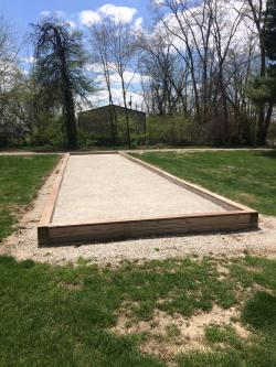 Bring your Bocce Ball set and try out the court!