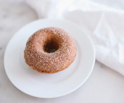 Cinnamon Donut From Cherbourg