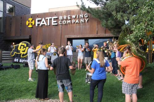 Fate Brewing CU event