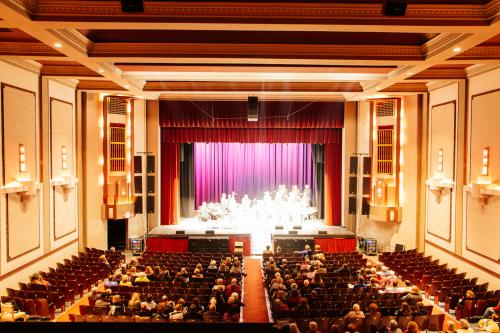 The State Theatre in Eau Claire, Wisconsin