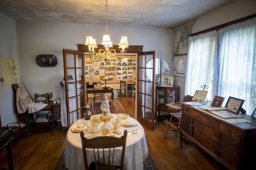 Old Quindaro Museum Inside