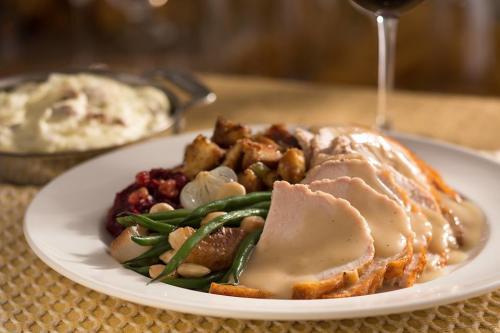 Capital Grille Thanksgiving Dinner