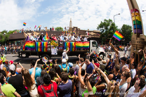 Chicago Pride Parade
