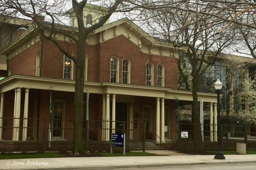 The Jane Addams Hull House in Chicago