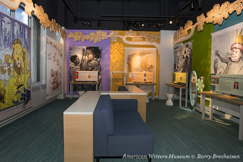 Children's Literature Gallery at American Writers Museum