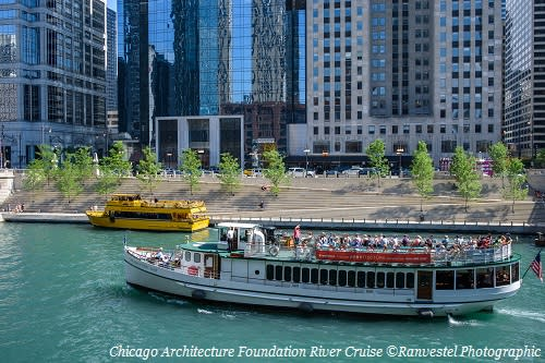 Chicago Architecture Foundation River Cruise