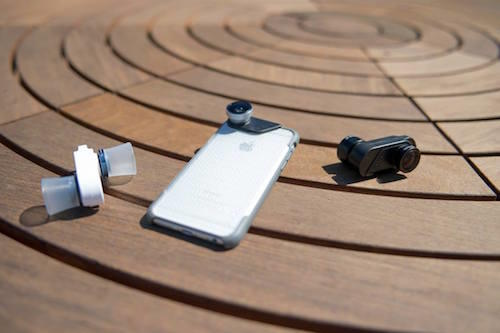 olloclip 4-in-1 Mobile Photo Lens (6 lenses x $80/lens value)