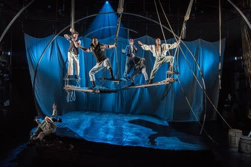 Moby Dick at Lookingglass Theatre Company