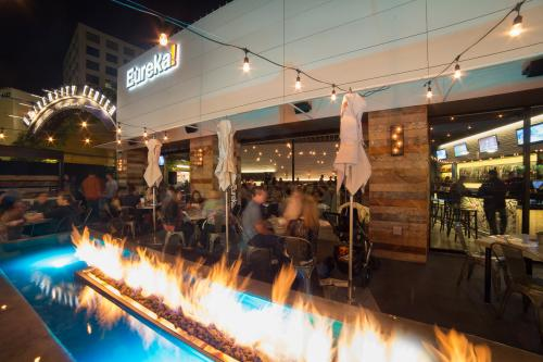 Eureka Outdoor Bar & Late-Night Happy Hour