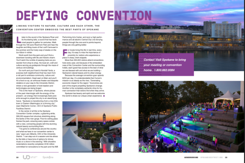 U District Magazine Convention Center