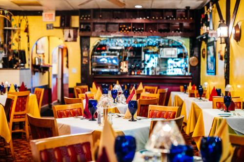 Fra Diavolo has been serving classic southern Italian fare, plus some northern specialties, for over 20 years.