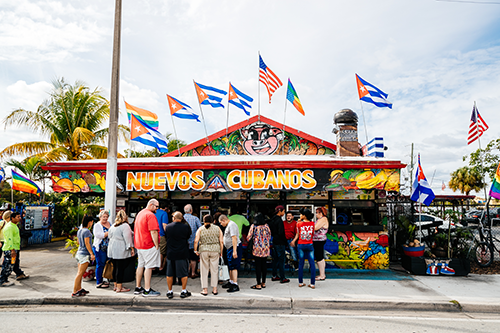 The food at 925 Nuevo's Cubano's is an amazing showing for Cuban cuisine. They've been serving the Fort Lauderdale community for more than 40 years.