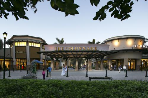 Colonnade Shops at Sawgrass Mills