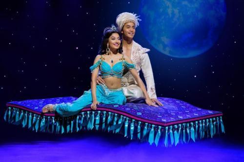 Disney's Aladdin Broadway musical