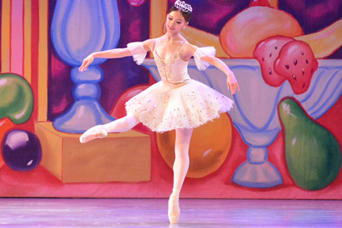 Broward Center for the Performing Arts in Fort Lauderdale presents the Nutcracker Ballet this holiday season.