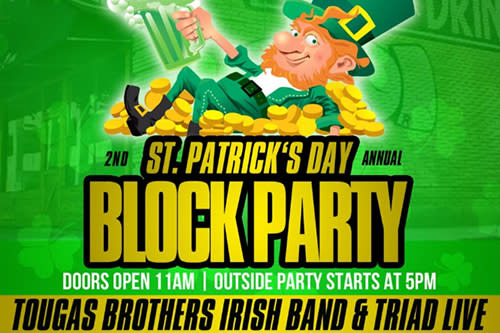 Rosendale St. Patrick's Day