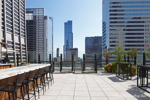 AIRE Rooftop Bar