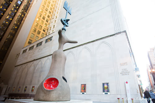 Chicago by Joan Miro - Chicago Public Art