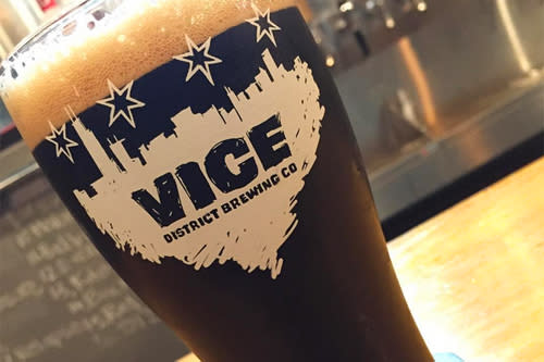 Vice District Brewing Co. Chicago