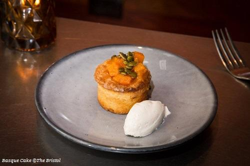Basque Cake by The Bristol