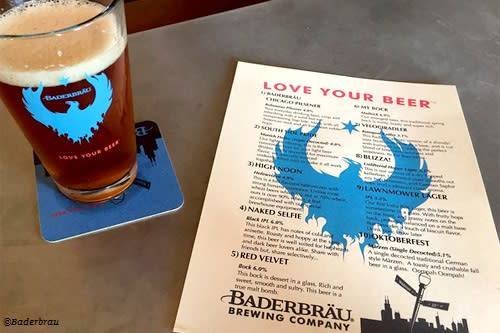 Baderbrau Chicago Brewery