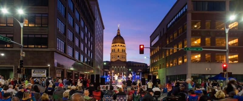 Jazz & Food Truck Festival