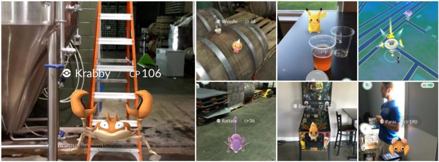 Pokemon at COTU