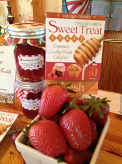 The Finger Lakes Sweet Treat Trail is sure to delight