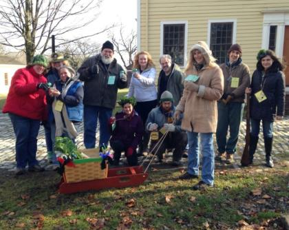 German cabbage festival at Genesee Country Village & Museum