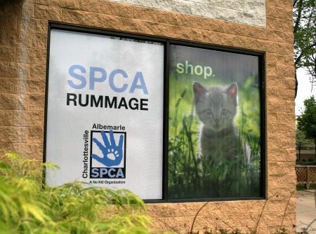 SPCA Rummage Store