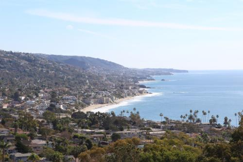 Laguna Coast Wilderness Park Beach View